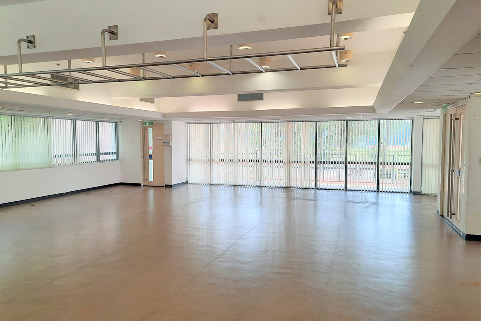 Multipurpose Room in Stanley Ho Sports Centre